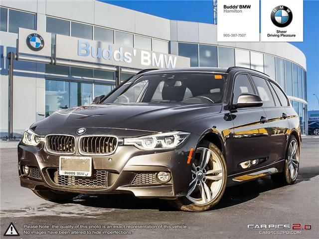 2016 BMW 328i xDrive Touring (Stk: T35435PA) in Hamilton - Image 1 of 22