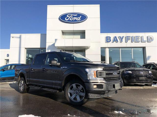 2018 Ford F-150 XLT (Stk: FP181508) in Barrie - Image 1 of 29