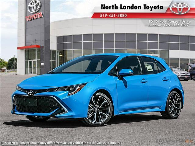 2019 Toyota Corolla Hatchback Base (Stk: 219251) in London - Image 1 of 24
