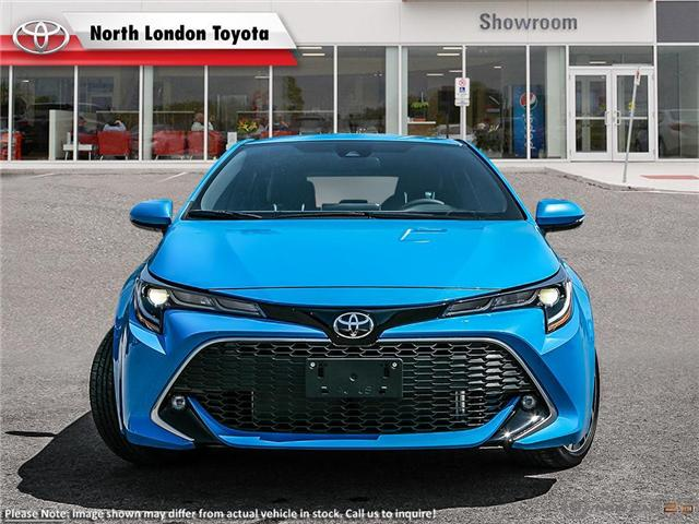 2019 Toyota Corolla Hatchback Base (Stk: 219251) in London - Image 2 of 24