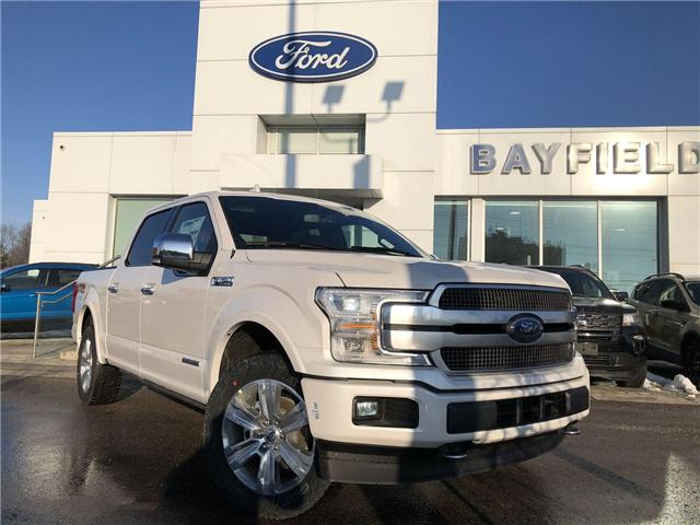 2018 Ford F-150 Platinum (Stk: FP181552) in Barrie - Image 1 of 30