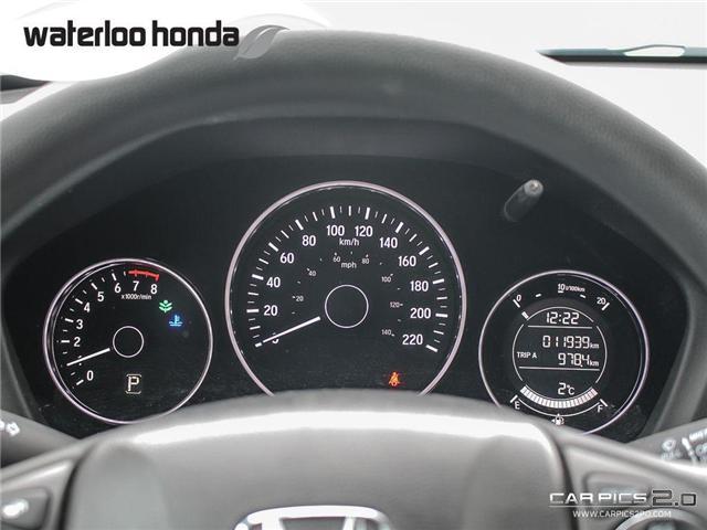 2018 Honda HR-V LX (Stk: U5002) in Waterloo - Image 8 of 28