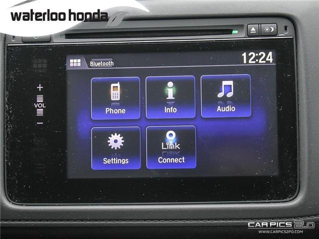 2018 Honda HR-V LX (Stk: U5002) in Waterloo - Image 14 of 28