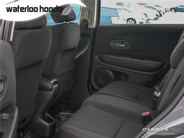 2018 Honda HR-V LX (Stk: U5002) in Waterloo - Image 17 of 28