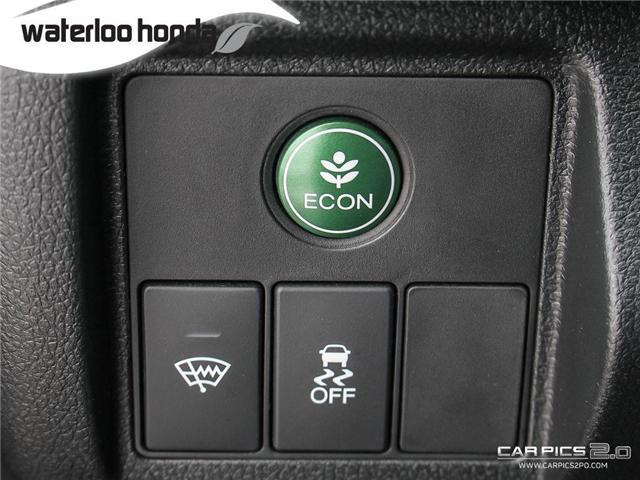 2018 Honda HR-V LX (Stk: U5002) in Waterloo - Image 20 of 28