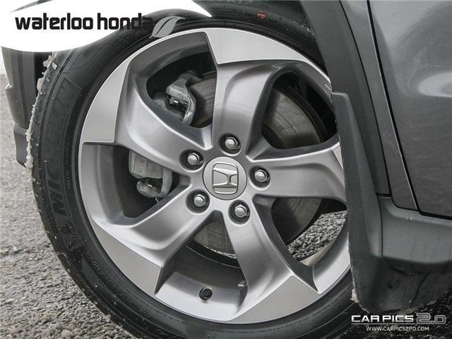 2018 Honda HR-V LX (Stk: U5002) in Waterloo - Image 21 of 28