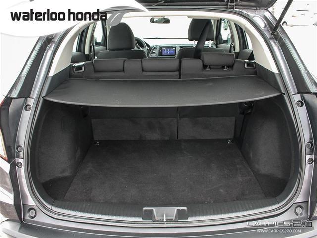 2018 Honda HR-V LX (Stk: U5002) in Waterloo - Image 26 of 28