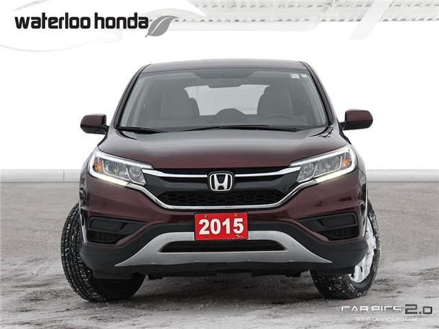 2015 Honda CR-V SE (Stk: H4972A) in Waterloo - Image 2 of 28