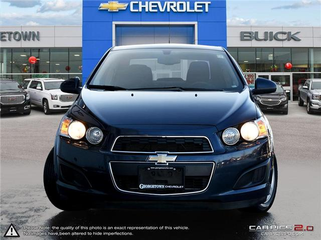 2015 Chevrolet Sonic LT Auto (Stk: 28839) in Georgetown - Image 2 of 27