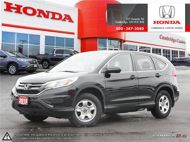 2015 Honda CR-V LX (Stk: 19314A) in Cambridge - Image 1 of 27