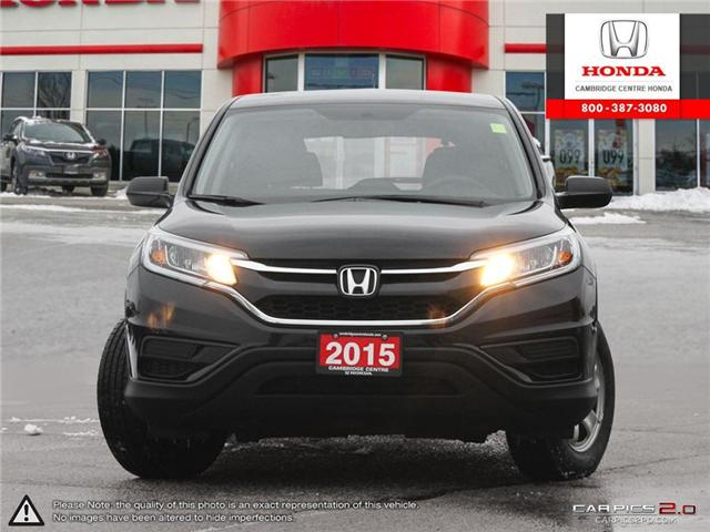 2015 Honda CR-V LX (Stk: 19314A) in Cambridge - Image 2 of 27