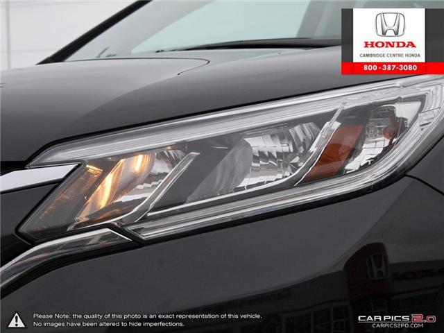 2015 Honda CR-V LX (Stk: 19314A) in Cambridge - Image 10 of 27