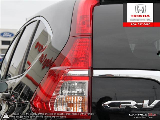 2015 Honda CR-V LX (Stk: 19314A) in Cambridge - Image 12 of 27