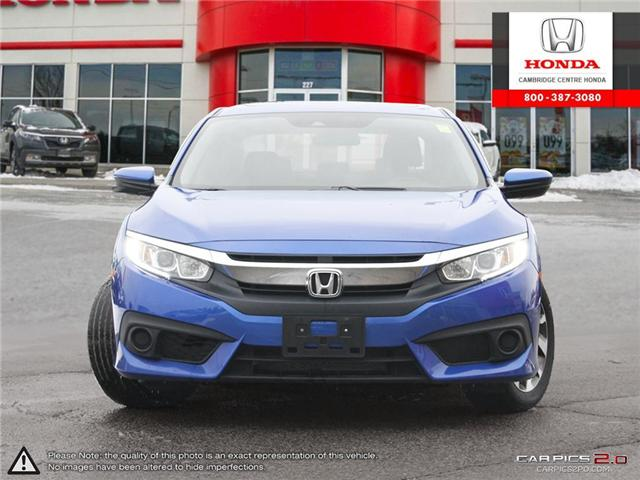2018 Honda Civic EX (Stk: 19303A) in Cambridge - Image 2 of 27