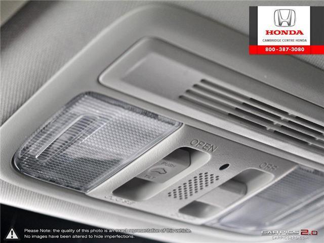 2018 Honda Civic EX (Stk: 19303A) in Cambridge - Image 19 of 27