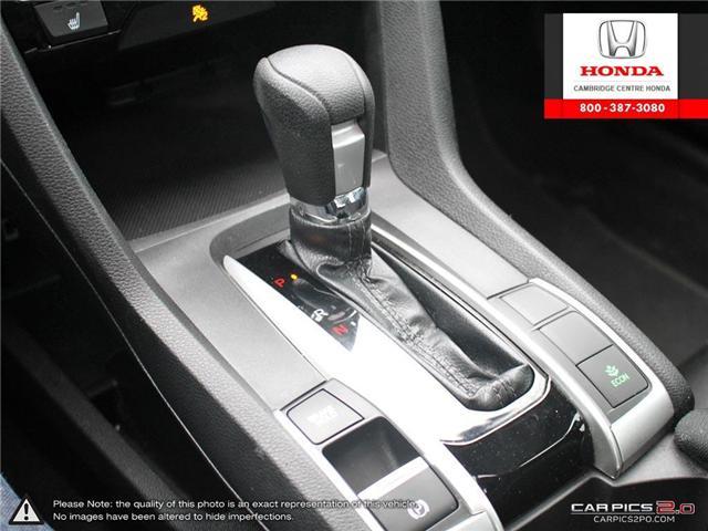 2018 Honda Civic EX (Stk: 19303A) in Cambridge - Image 23 of 27
