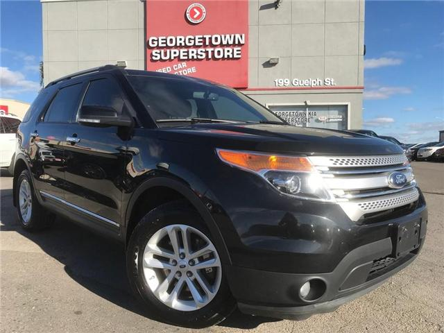 2015 Ford Explorer XLT | NAVI | CAM | CLEAN CARPROOF | LEATHER (Stk: P11502) in Georgetown - Image 2 of 30
