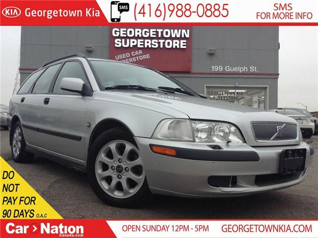 2001 Volvo V40 A | YOU CERTIFY YOU SAVE | SPECIAL (Stk: P10657B) in Georgetown - Image 1 of 21