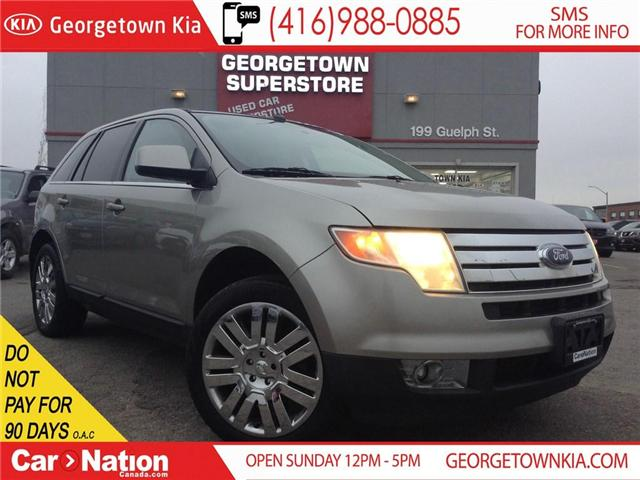 2008 Ford Edge LTD | ONE OWNR | CLN CARFAX | YOU CERTIFY YOU SAVE (Stk: P11489) in Georgetown - Image 1 of 21