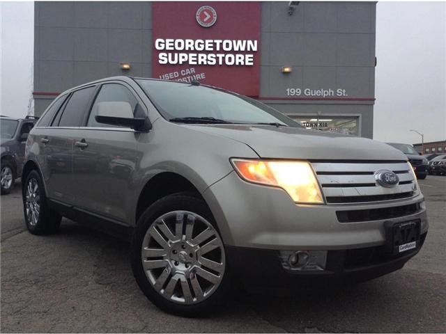 2008 Ford Edge LTD | ONE OWNR | CLN CARFAX | YOU CERTIFY YOU SAVE (Stk: P11489) in Georgetown - Image 2 of 21