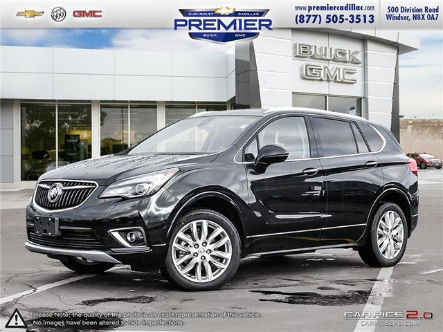 2019 Buick Envision Premium I (Stk: 191510) in Windsor - Image 1 of 28