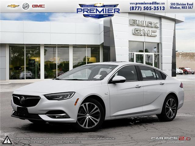 2019 Buick Regal Sportback Essence (Stk: 191505) in Windsor - Image 1 of 28