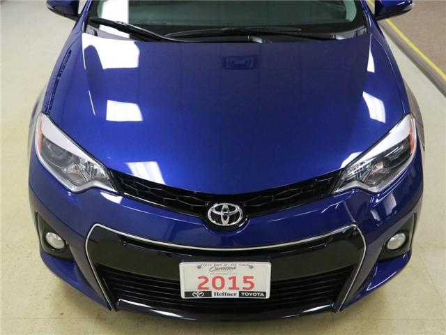 2015 Toyota Corolla S (Stk: 186526) in Kitchener - Image 24 of 28