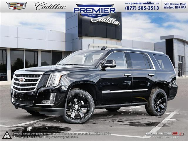 2019 Cadillac Escalade Premium Luxury (Stk: 191506) in Windsor - Image 1 of 29