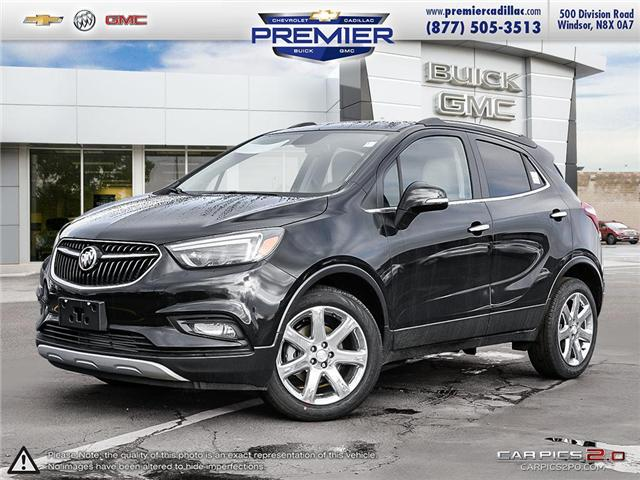 2019 Buick Encore Essence (Stk: 191520) in Windsor - Image 1 of 28