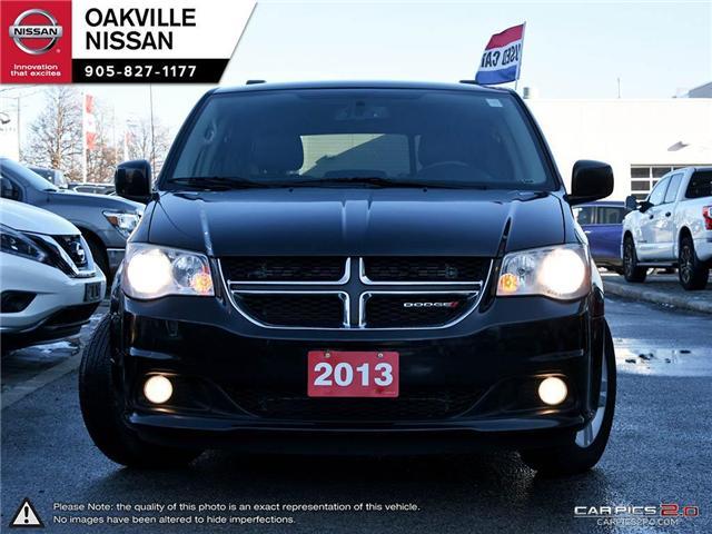 2013 Dodge Grand Caravan Crew (Stk: N18426A) in Oakville - Image 2 of 20