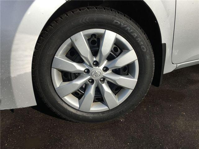 2016 Toyota Corolla LE KEYLESS, HEATED SEATS, BACKUP CAMERA, BLUETOOTH (Stk: 42868A) in Brampton - Image 2 of 25