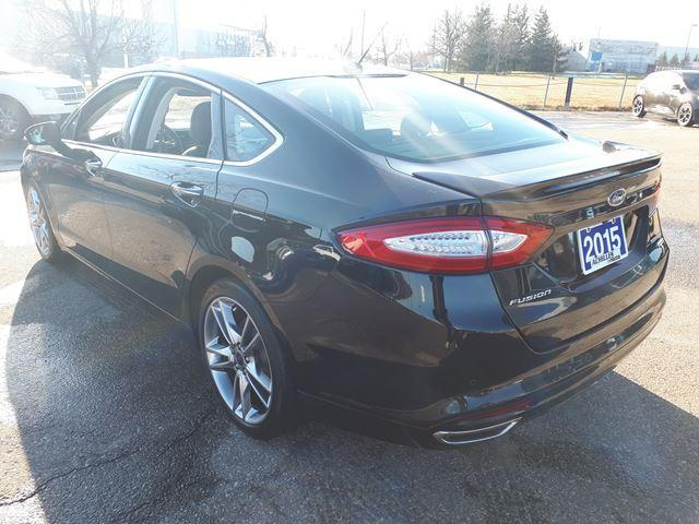 2015 Ford Fusion Titanium (Stk: A9438A) in Milton - Image 2 of 14