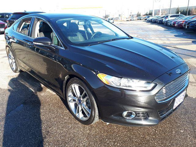 2015 Ford Fusion Titanium (Stk: A9438A) in Milton - Image 4 of 14
