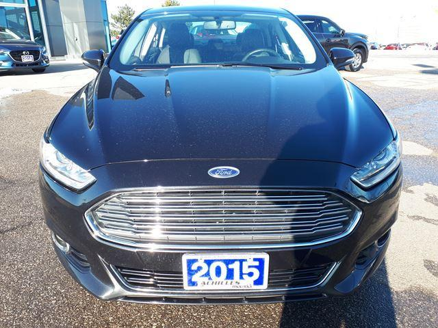 2015 Ford Fusion Titanium (Stk: A9438A) in Milton - Image 5 of 14