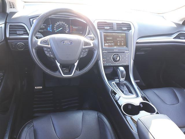 2015 Ford Fusion Titanium (Stk: A9438A) in Milton - Image 7 of 14