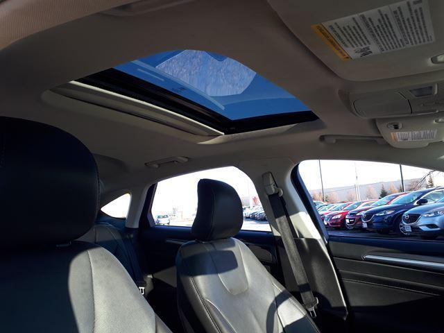 2015 Ford Fusion Titanium (Stk: A9438A) in Milton - Image 12 of 14
