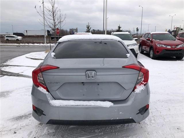 2016 Honda Civic EX (Stk: D190108A) in Mississauga - Image 6 of 17