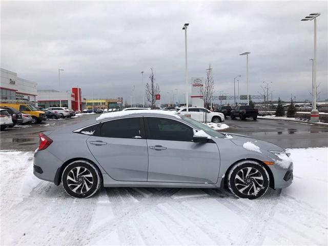 2016 Honda Civic EX (Stk: D190108A) in Mississauga - Image 8 of 17