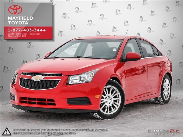 2014 Chevrolet Cruze ECO (Stk: 1801945B) in Edmonton - Image 1 of 20