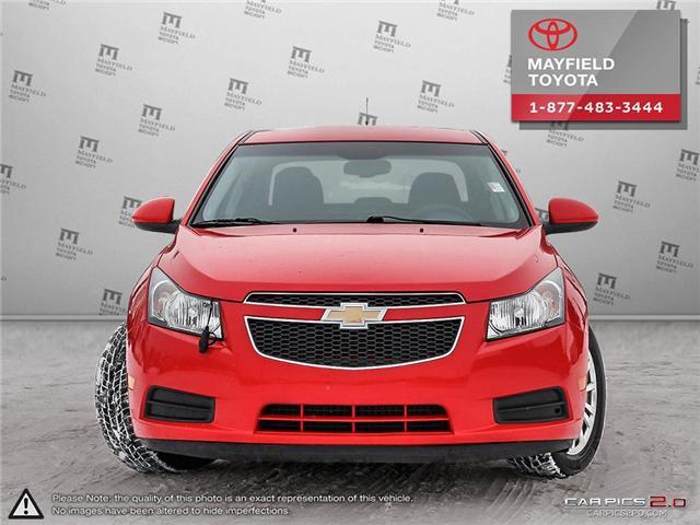 2014 Chevrolet Cruze ECO (Stk: 1801945B) in Edmonton - Image 2 of 20