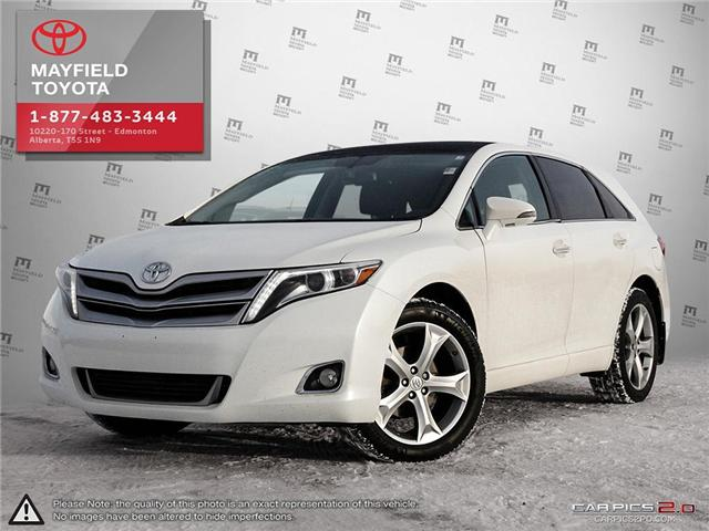 2013 Toyota Venza Base V6 (Stk: 190458A) in Edmonton - Image 1 of 20