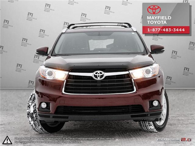 2016 Toyota Highlander Limited (Stk: 1802337B) in Edmonton - Image 2 of 20