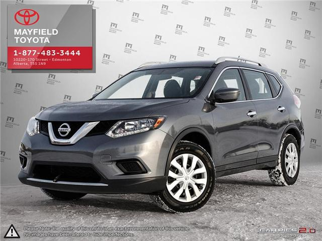 2016 Nissan Rogue S (Stk: 1802653A) in Edmonton - Image 1 of 20