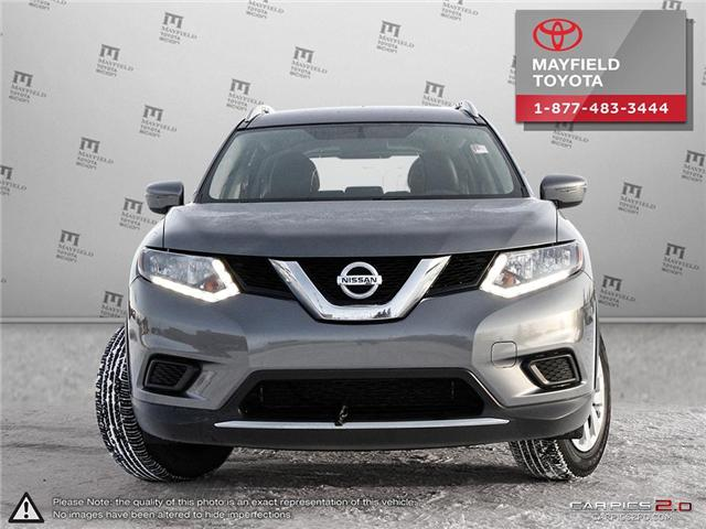 2016 Nissan Rogue S (Stk: 1802653A) in Edmonton - Image 2 of 20