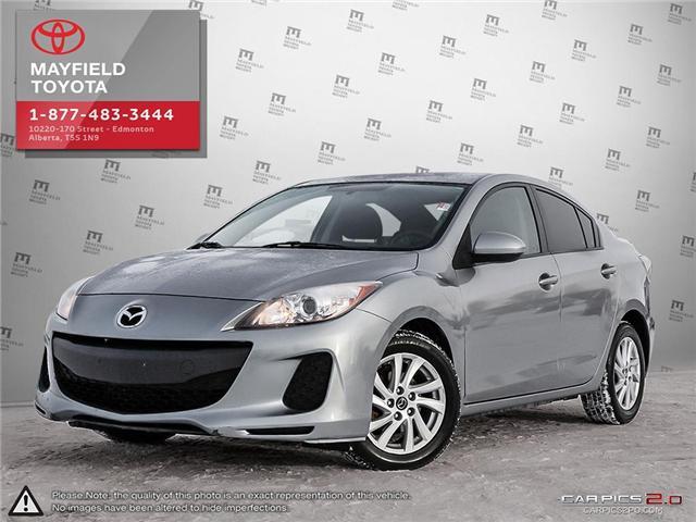 2013 Mazda Mazda3 GX (Stk: 1802729B) in Edmonton - Image 1 of 20