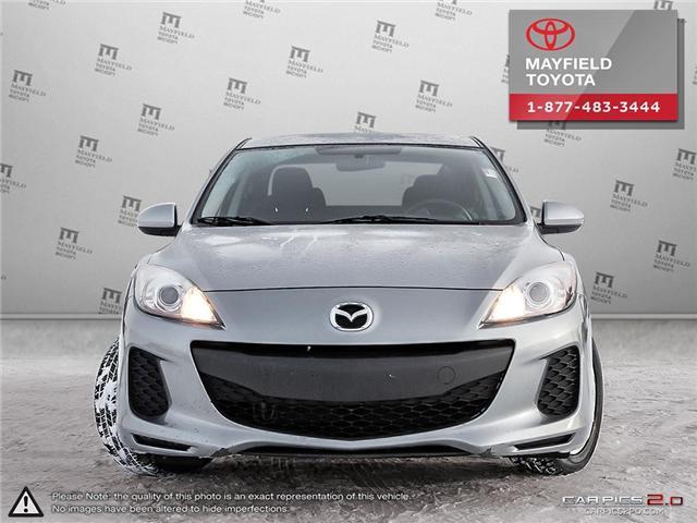 2013 Mazda Mazda3 GX (Stk: 1802729B) in Edmonton - Image 2 of 20