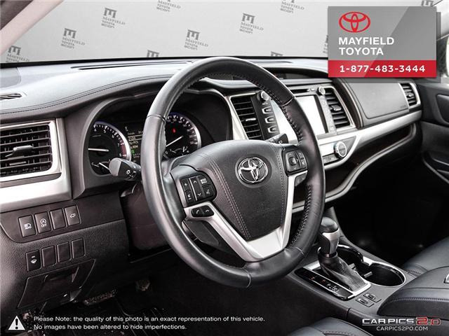 2018 Toyota Highlander XLE (Stk: 190248A) in Edmonton - Image 12 of 20
