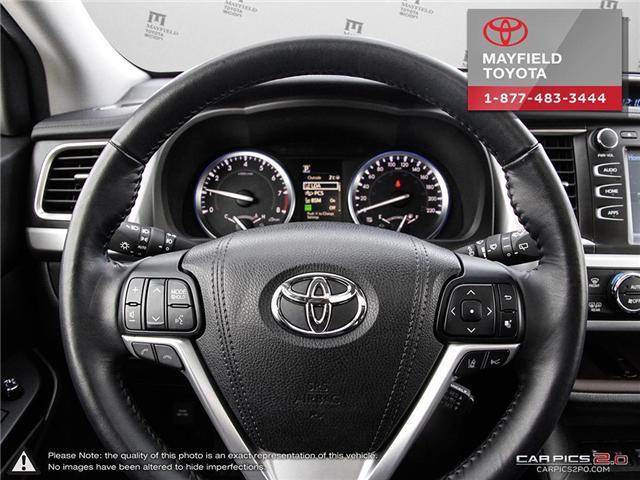 2018 Toyota Highlander XLE (Stk: 190248A) in Edmonton - Image 13 of 20