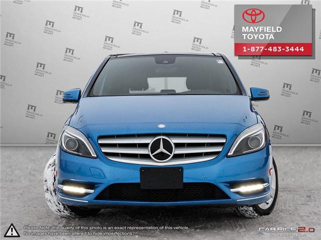 2014 Mercedes-Benz B-Class Sports Tourer (Stk: 190131A) in Edmonton - Image 2 of 20