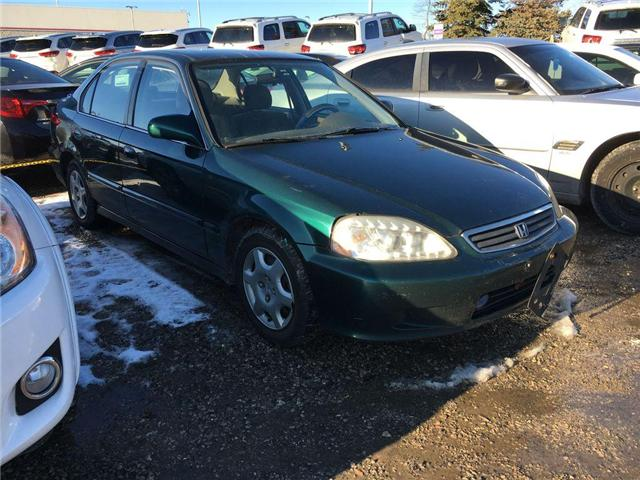 2000 Honda Civic EX-G POWER GROUP, CRUISE, ABS, AUTOMATIC (Stk: 42816A) in Brampton - Image 2 of 8
